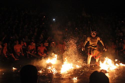 Bali Hanuman dance 3
