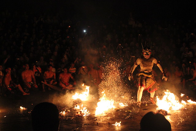 Bali Hanuman dance