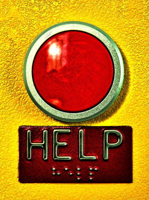 HELP from Flickr via Wylio