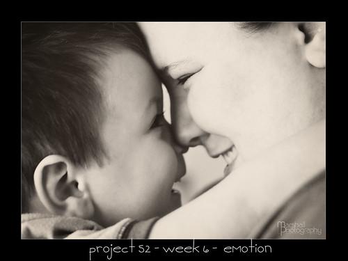 Project 52 - Week 6 - Emotion