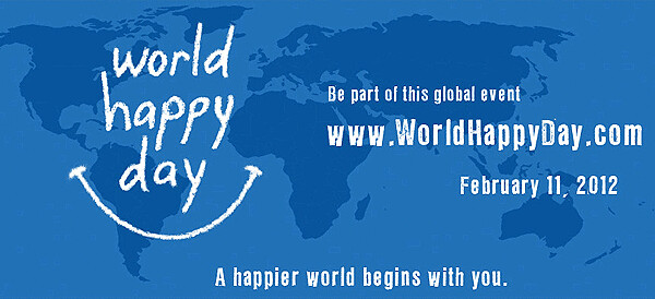 World Happy Day 2012