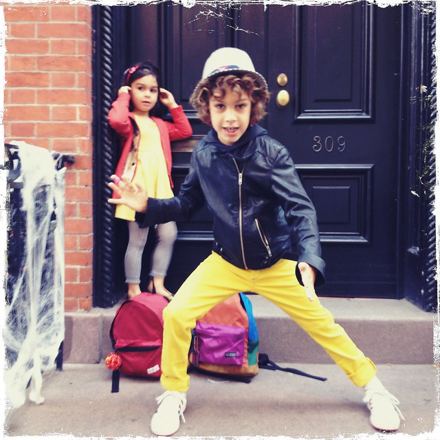 Cosimo and Ara Lopez via ChildrenwithSwag