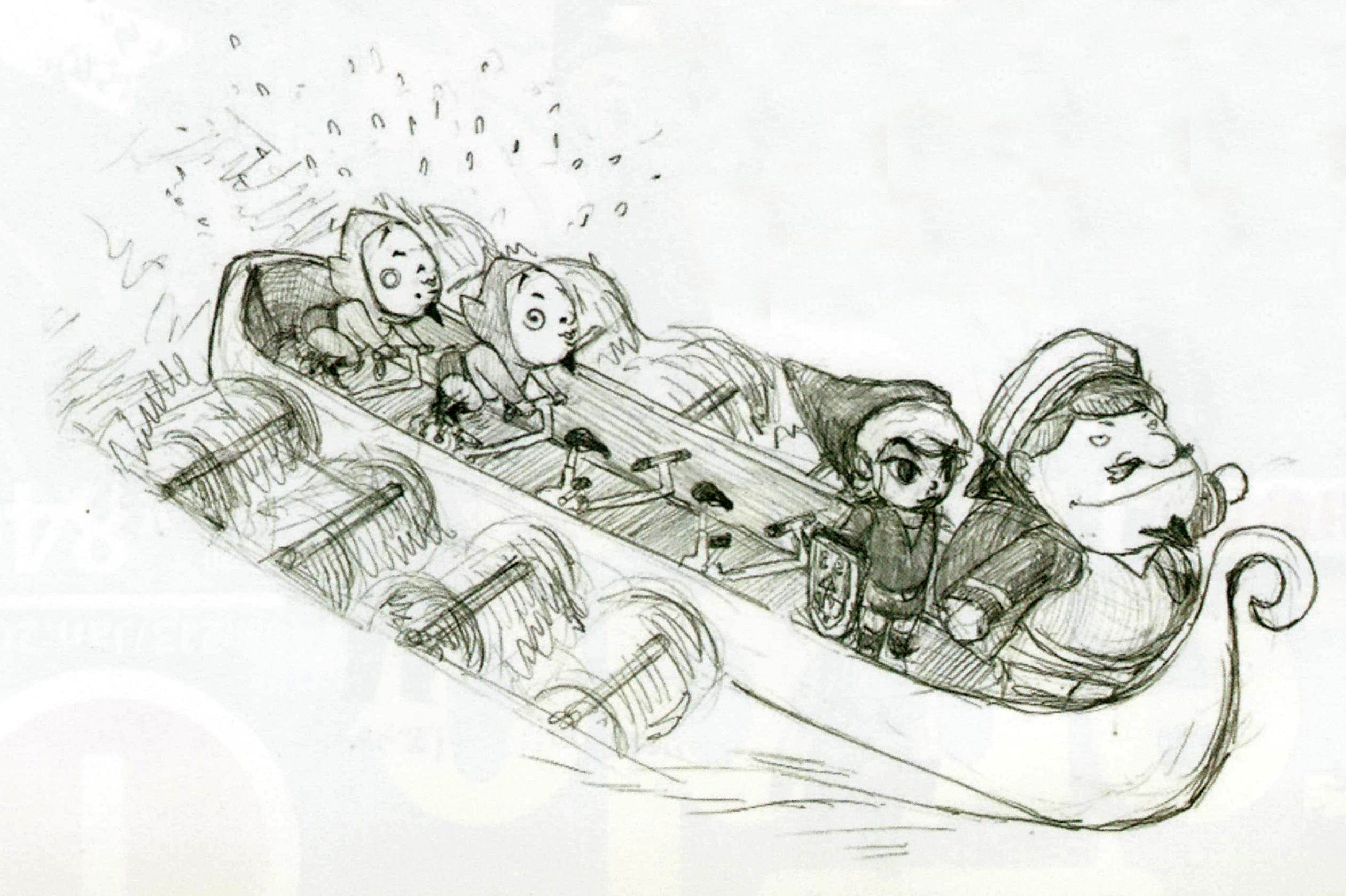 PH Tiny Boat