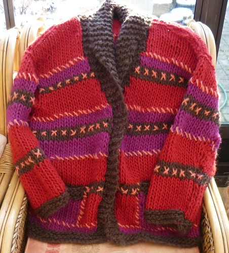 jumper finished!