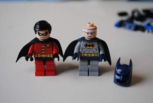 [Review] Super Heroes 6857: The Dynamic Duo Funhouse Escape 6863678521_c3bac7df82