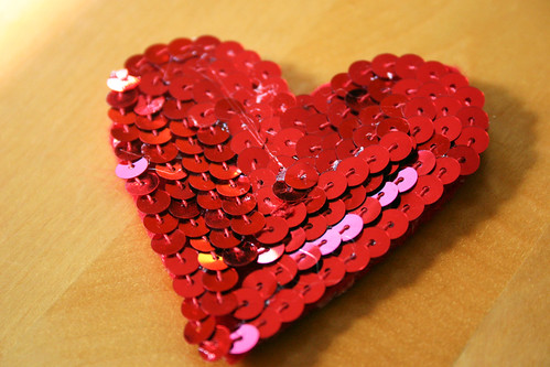 heart pin 8