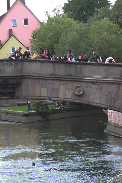 pail nuremberg bridge
