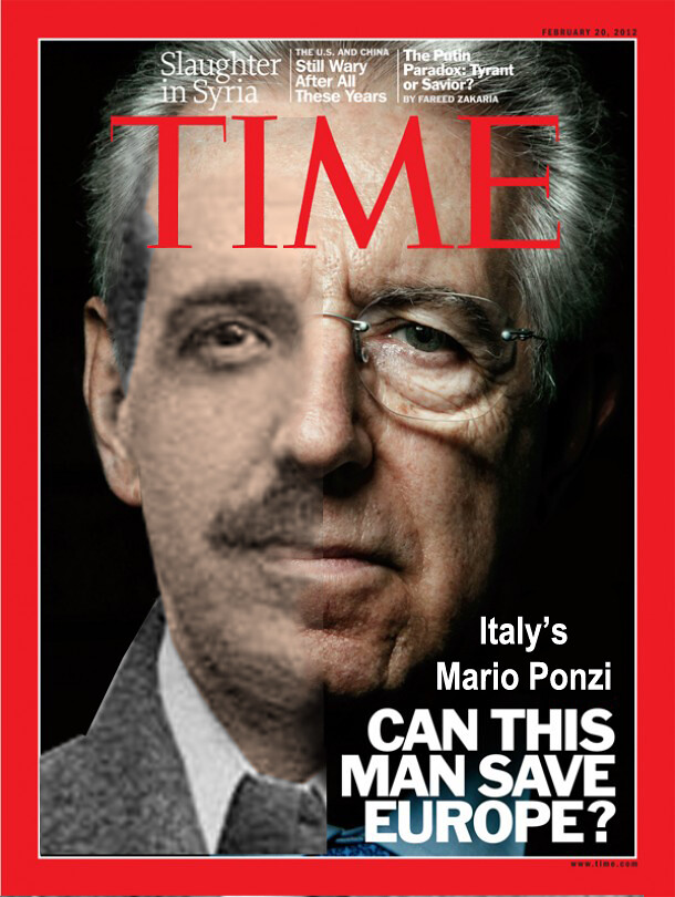 MARIO PONZI (w/The Limerick King)