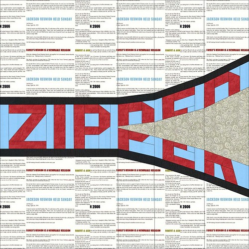 Zipper scheme