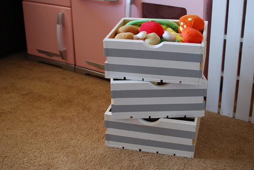 Play Food Storage Project