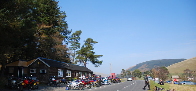 Glen Cafe at St Mary's Loch