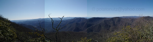 hiking northcarolina