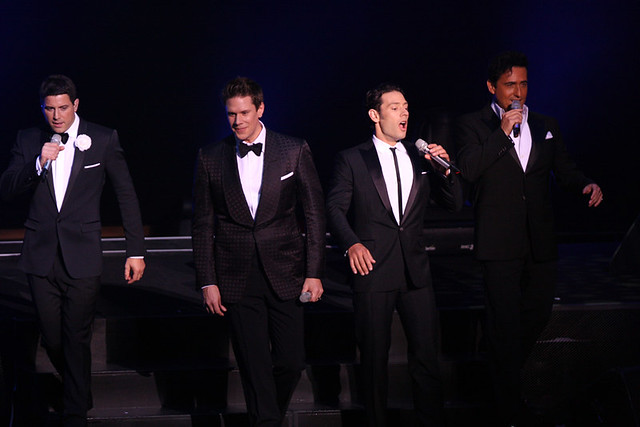Il divo il divo orchestra in concert at sydney opera house flickr photo sharing - Divo music group ...