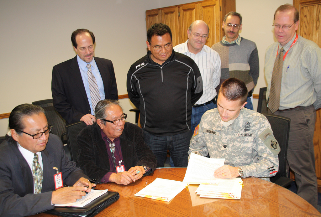 Navajo Nation Memorandum of Agreement