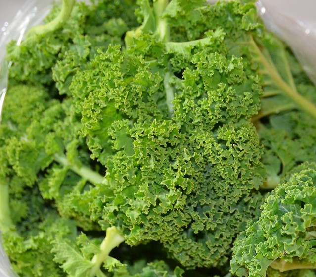 Is curly kale good for you