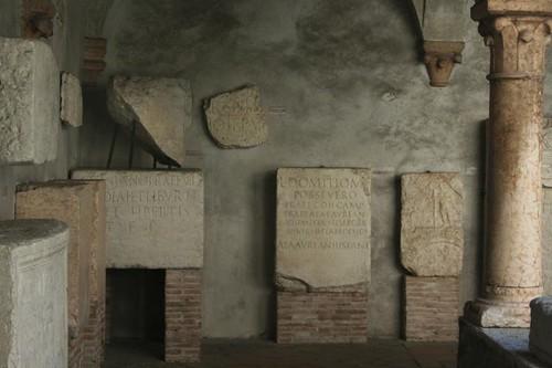 Verona Archaelogical Museum, SOOC