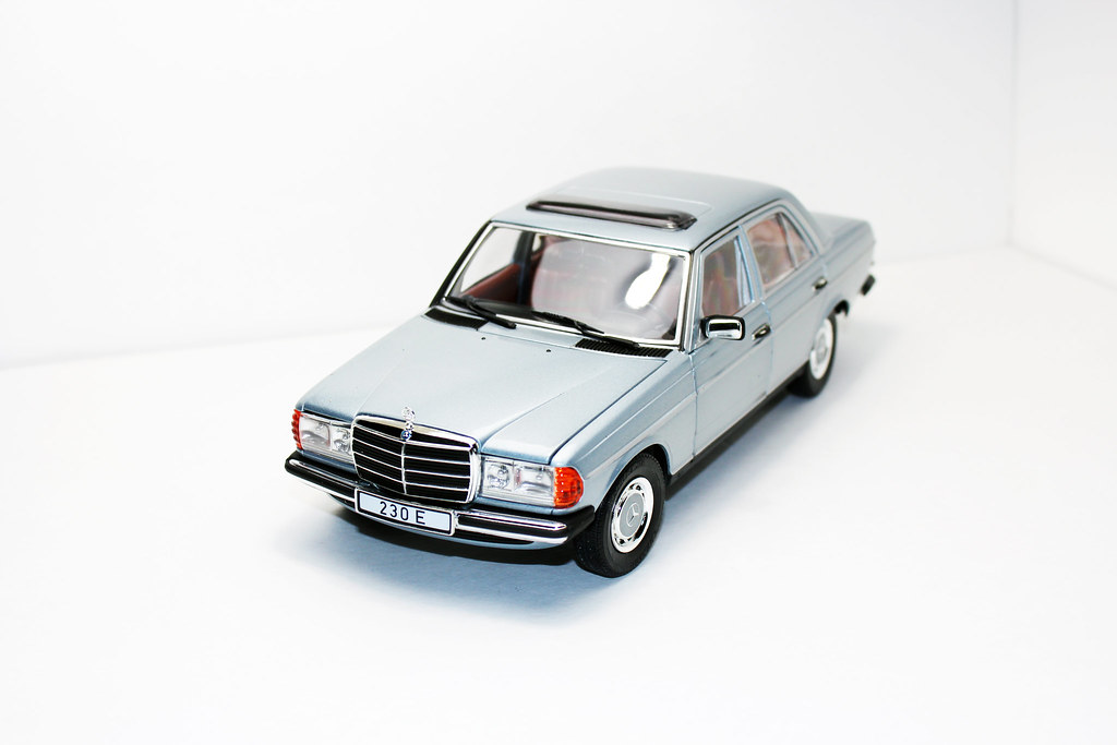 Diecastsociety Com View Topic Revell Mercedes 230e