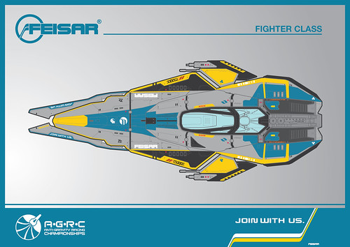 Wipeout 2048: Fighter Class