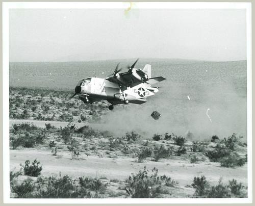 Aircraft XC-142