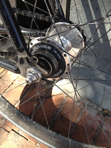Rear hub worth more than my 1st two bikes