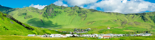 Vik landscape
