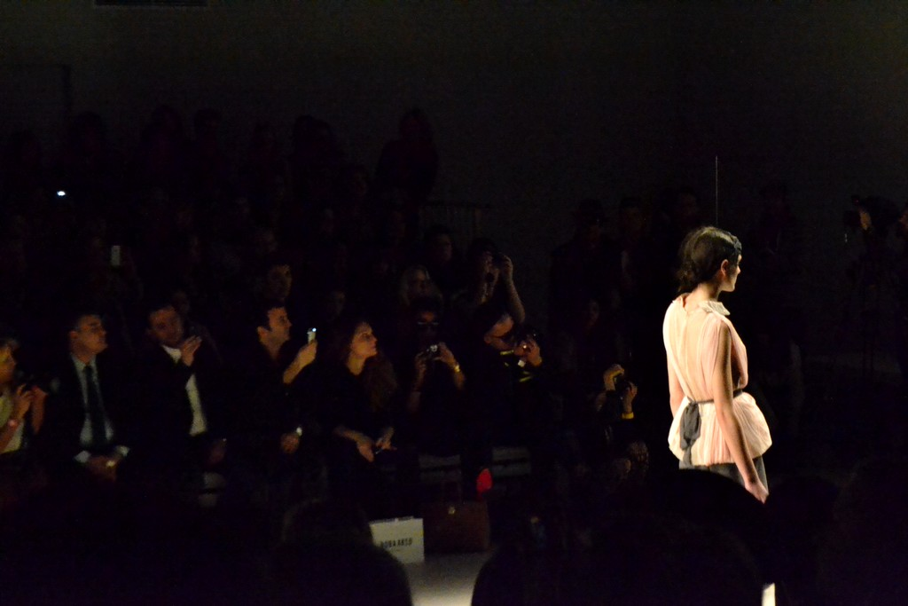 daisybutter - UK Style Blog: lfw aw12, exhibition, bora aksu