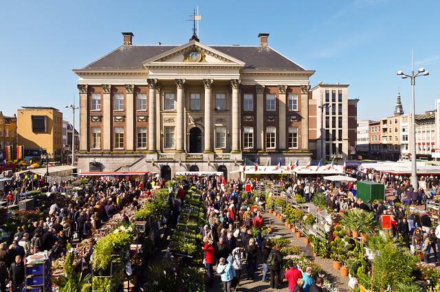 Bezienswaardigheden Groningen Top 10 - Nr 2 Grote Markt
