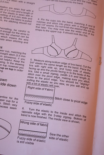 Pin-Up Girls Classic Bra Pattern
