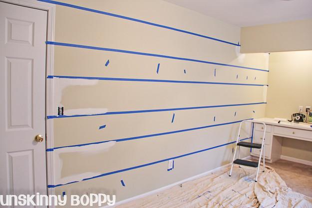 cutting in trim paint