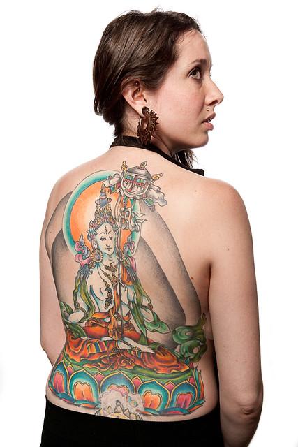 Jessica philadelphia tattoo convention by macdawg for Eddies tattoos philadelphia