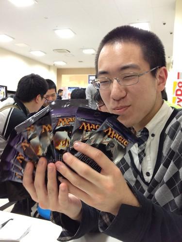 LMC Soga 391st Champion : Komatsu Satoshi