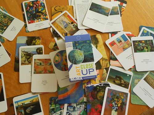 Birdcage Press MoMA art cards