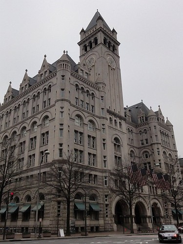 Washington DC Old Post Office Building