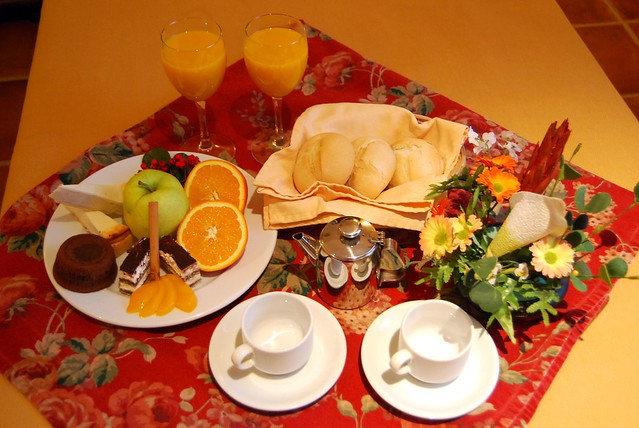 Desayuno continental gastronomia desayuno continental - Hotel astorga malaga ...