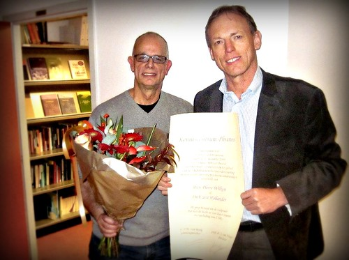 Douglas Bennett Award  - Jean Pierre Wilken and Dirk den Hollander