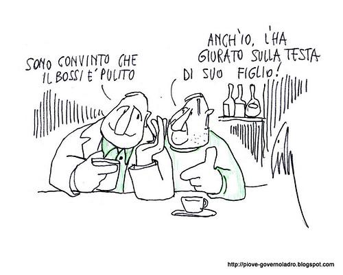 Giuramento  by Livio Bonino