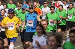 Půlmaraton, dvojnásob radosti