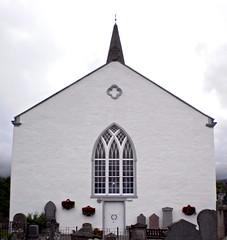COMRIE village, Perthshire, Scotland