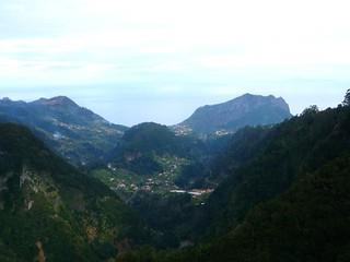 Blick nach Machico und Sao Lorenzo