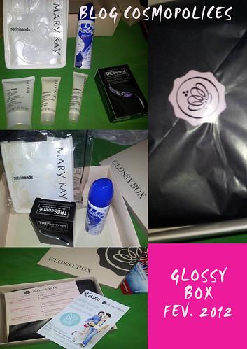 Glossy Box Fevereiro