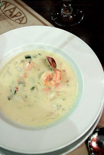 Napa Seafood Chowder