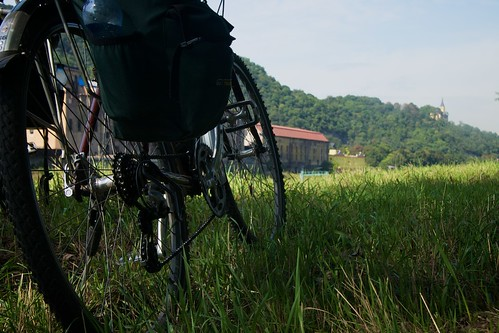 Cycling from Litomerice to D??�n