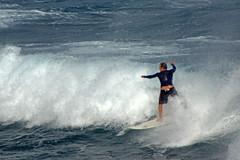 2012-02-10 02-19 Maui, Hawaii 079 Road to Hana, Ho'Okipa Beach
