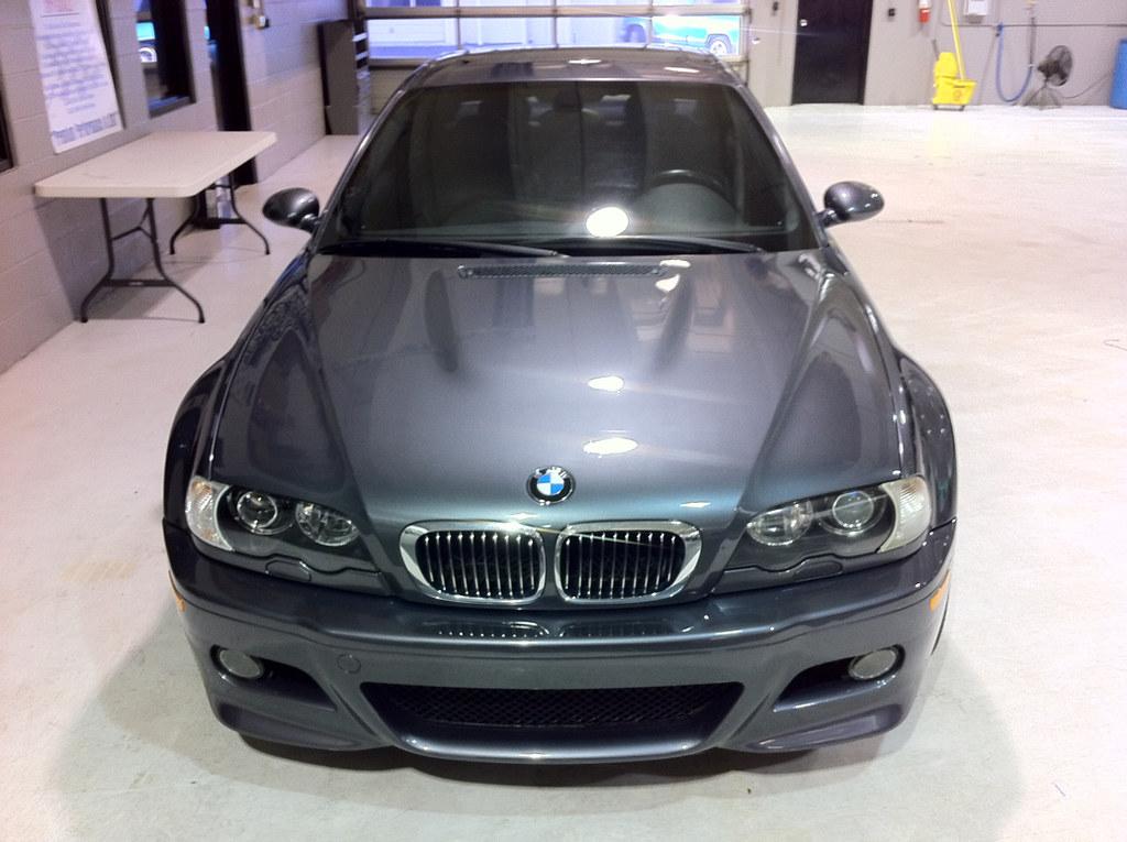 Steel Grey Metallic M3