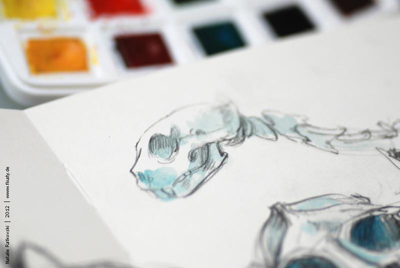 Animals, detail