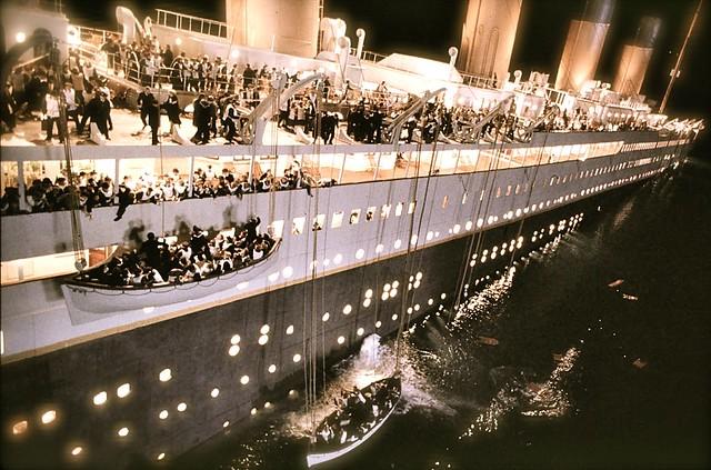 Titanic Evacuation