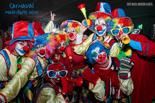 CARNAVAL = MADRIDEJOS 2012 by José-María Moreno García = FOTÓGRAFO HUMANISTA
