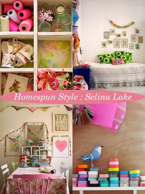 Selina Lake : Homespun Style book party | Emma Lamb