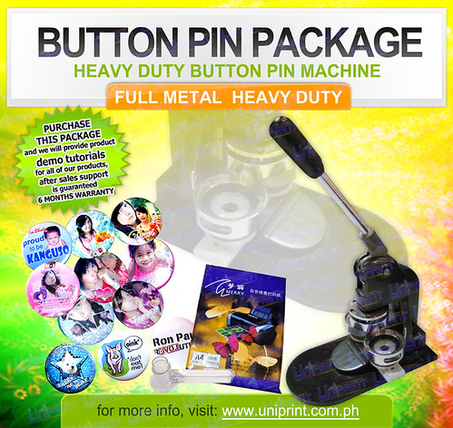 Button Pin