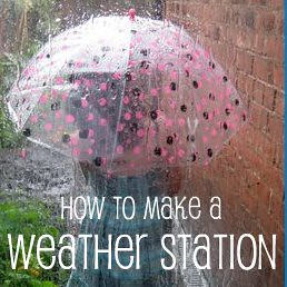 how to make a weather station